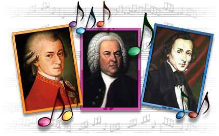 great music composers